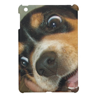 Big Eyes Beagle Puppy Case For The iPad Mini