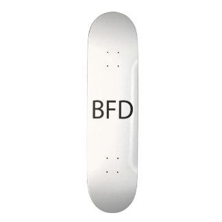 big f deal ai skateboard decks