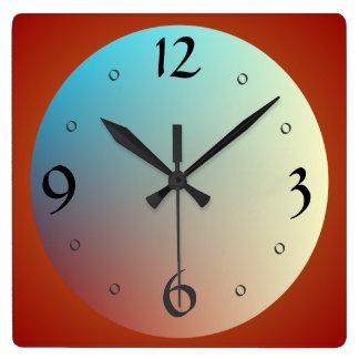 Large Kitchen Wall Clocks Zazzle