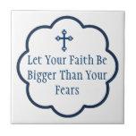 Big Faith Ceramic Tiles