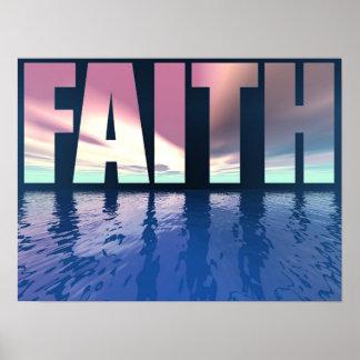 Big Faith Print