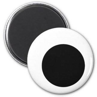 Big Fake Googly Eye Magnet
