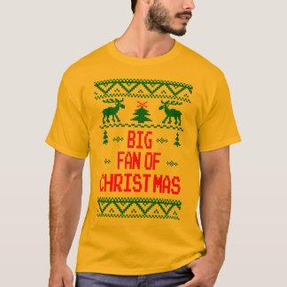 Big Fan of Christmas Ugly Sweater
