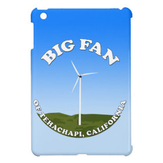 Big Fan of Tehachapi, California iPad Mini Cover