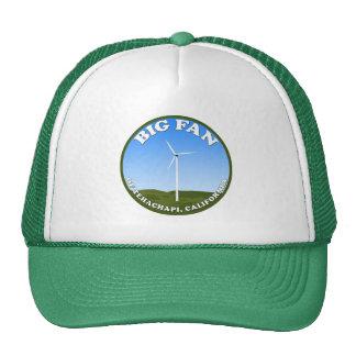 Big Fan of Tehachapi, California Trucker Hat