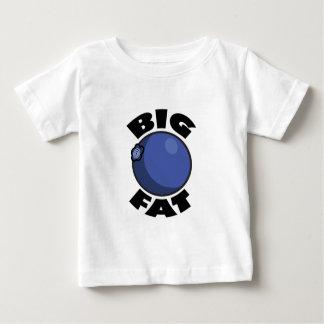 Big Fat Blueberry Media Schwag Baby T-Shirt