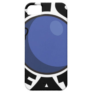 Big Fat Blueberry Media Schwag iPhone 5 Cases