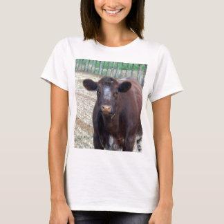 Big_Fat_Brown_Cow,_ T-Shirt
