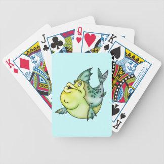 Big Fat Fish Playing Cards
