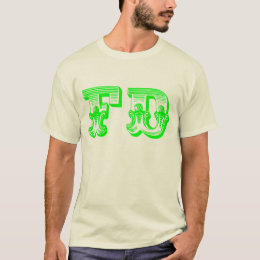 Big FD T-Shirt