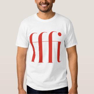 Big fffi: Jeanne Moderno Lettres Shirt