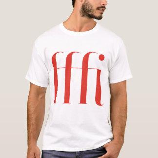 Big fffi: Jeanne Moderno Lettres T-Shirt