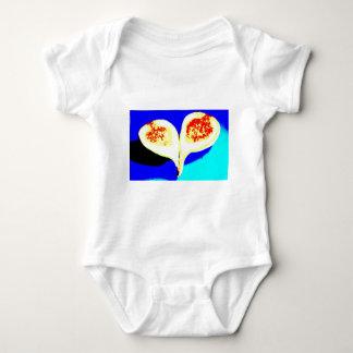 Big Fig Heart Baby Bodysuit