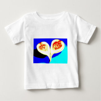Big Fig Heart Baby T-Shirt