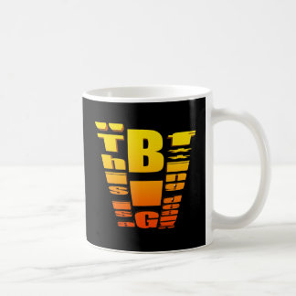 BIG Fing Deal Vertical Trans Coffee Mug
