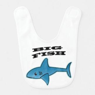 Big Fish - Baby Bib