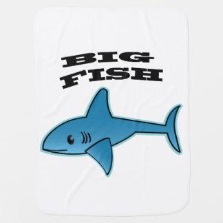 Big Fish - Baby Blanket