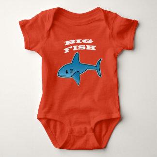 Big Fish - Baby Jersey Bodysuit