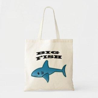 Big Fish - Budget Tote