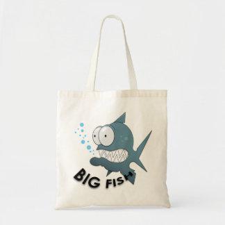 Big Fish - Budget Tote Tote Bag