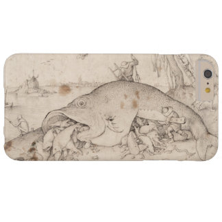 Big Fish Eat Little Fish by Pieter Bruegel Barely There iPhone 6 Plus Case