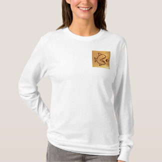 Big fish eat SMALL Fish golden sparkle gifts shirt