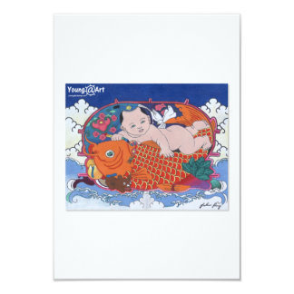 Big Fish Greeting Card Custom Invites