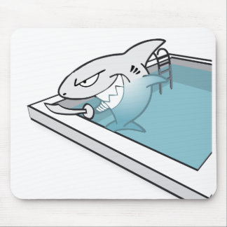 Big Fish in a small Pool Mouse Pad