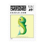 Big Fish Postage Stamp
