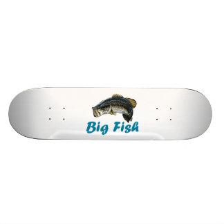 Big Fish Skateboard Deck