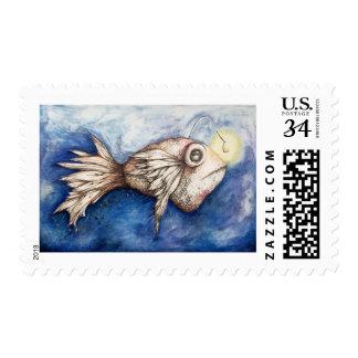 BIG FISH Stamps