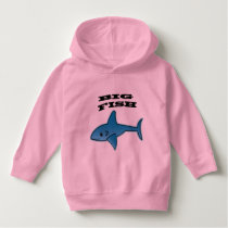 Big Fish - Toddler Pullover Hoodie