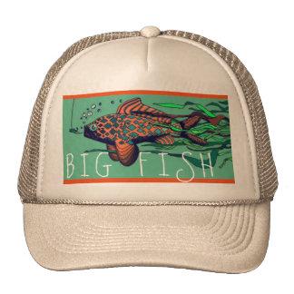 BIG FISH - TRUCKER HAT