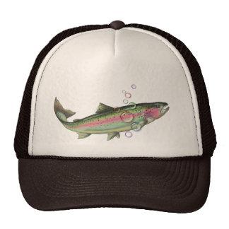 BIG FISHERMAN by SHARON SHARPE Trucker Hat