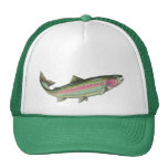 BIG FISHERMAN by SHARON SHARPE Trucker Hats