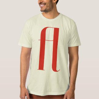 Big fl: Jeanne Moderno Lettres T-Shirt