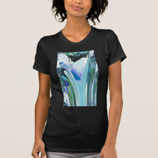 Big Flower Fractal T-Shirt
