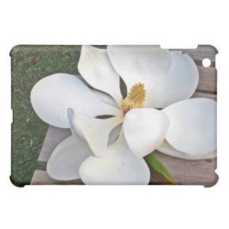 Big flower iPad mini cover