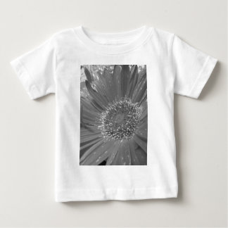 Big Flower without Color T Shirt