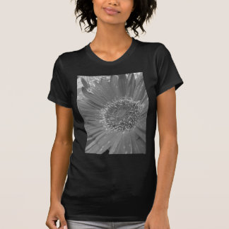 Big Flower without Color T-Shirt