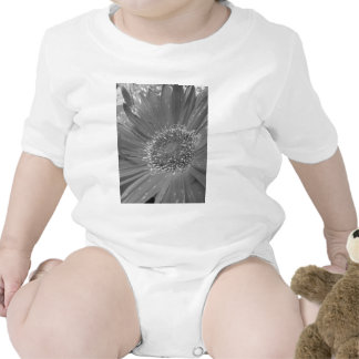 Big Flower without Color Bodysuits