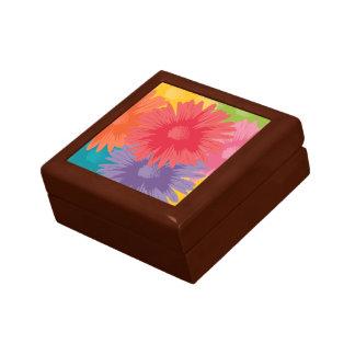 Big Flowers Keepsake Box