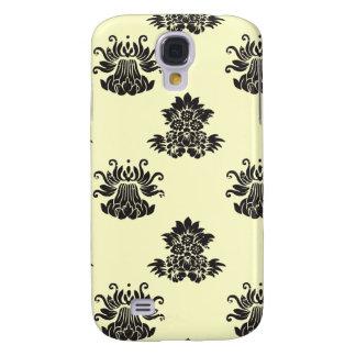 Big Flowers Samsung S4 Case