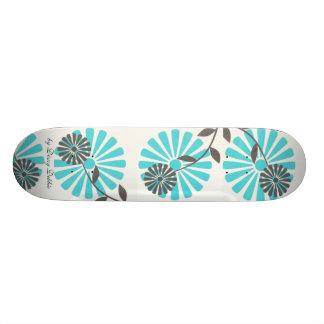 Big Flowers Skateboard
