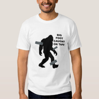 Big Food Caught on Tape Funny Graphic Tee