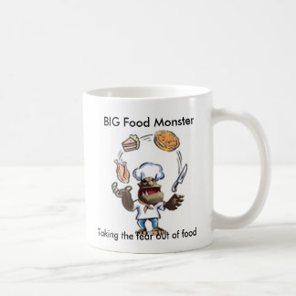 BIG Food Monster's BIG Mug