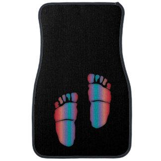 Big Foot 10 - Car Mat