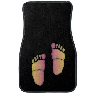 Big Foot 11 - Car Mat