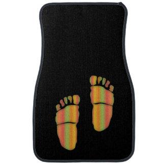 Big Foot 12 - Car Mat