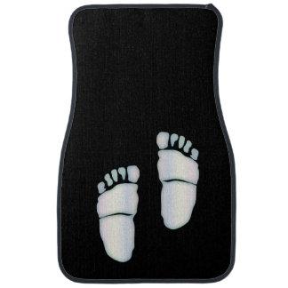 Big Foot 13 - Car Mat